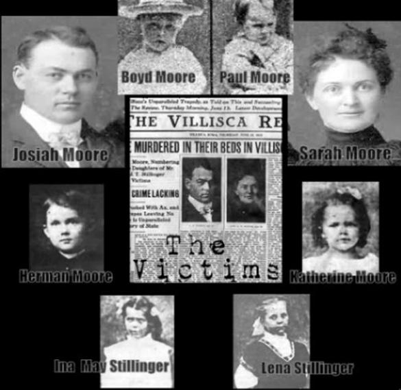Ofrene for økse morderne