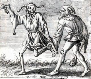 le fou et la morte
